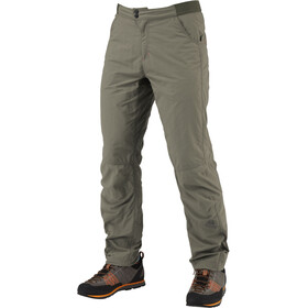 Mountain Equipment Inception - Pantalones de Trekking Hombre - Oliva